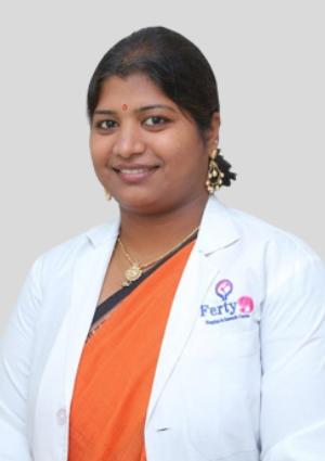 Dr. DR Srivathsavi MD (SOFIA), DGO
