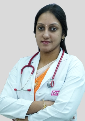 Dr. Suma Varsha,MS (obg), DNB (obg), (MRCOG), Masters in reproductive medicine (Homerton University, UK)