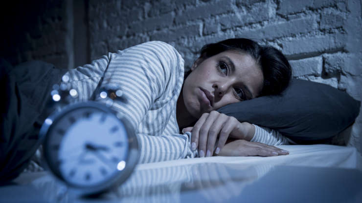 Problems with Sleep? You Might Have Problems with Fertility